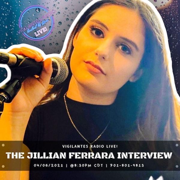 The Jillian Ferrara Interview. Image