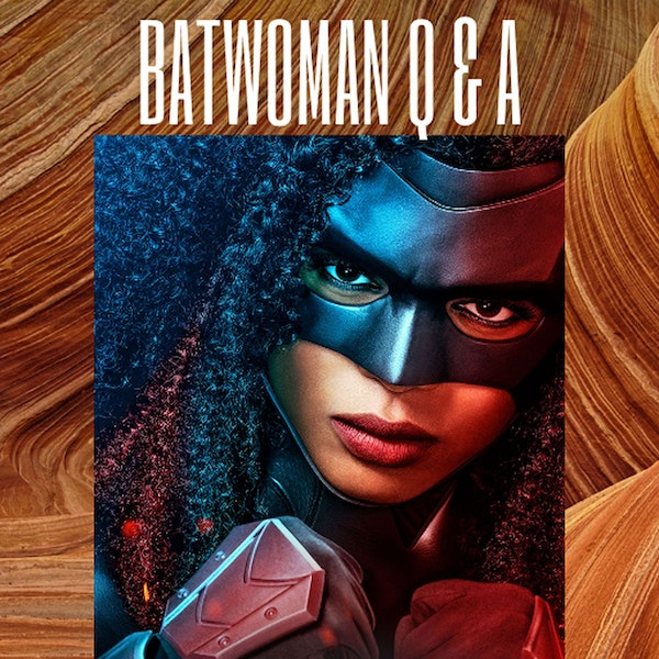 Batwoman Q And A Image