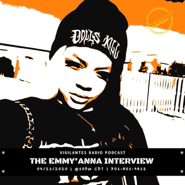 The Emmy'Anna Interview. Image