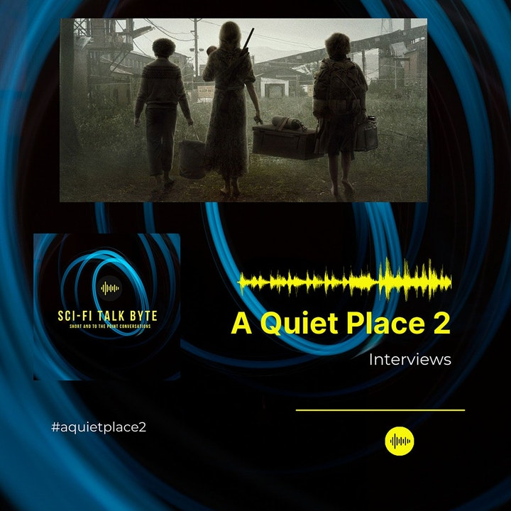 Episode image for Byte A Quiet Place 2