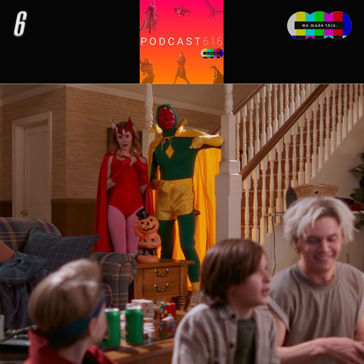 6. WandaVision 1x06: All-New Halloween Spooktacular
