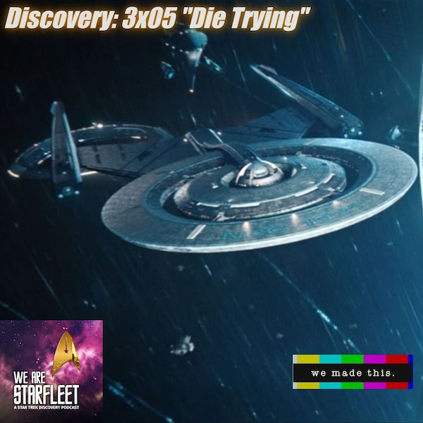 "13. Discovery: 3x05 ""Die Trying"" Image"
