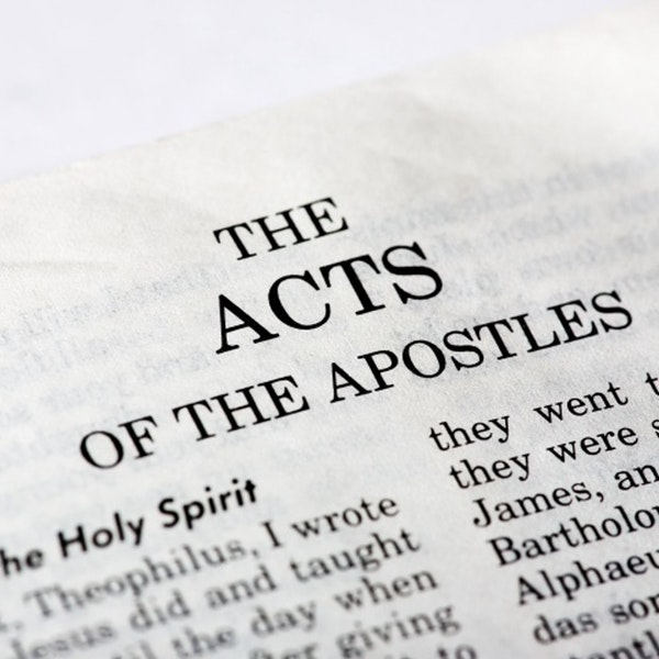 Bible Study Exercise: Acts 11 Image