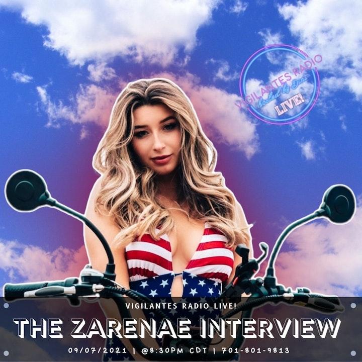 The Zarenae Interview.
