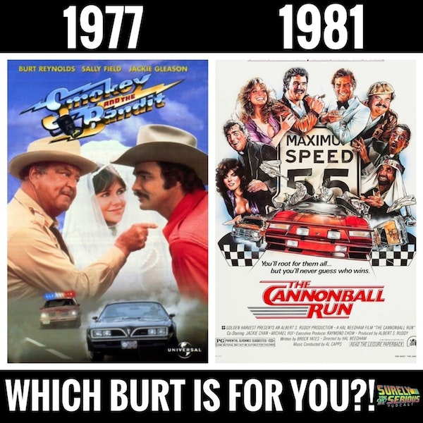 Cannonball Run (1981) vs Smokey and the Bandit (1977) Image