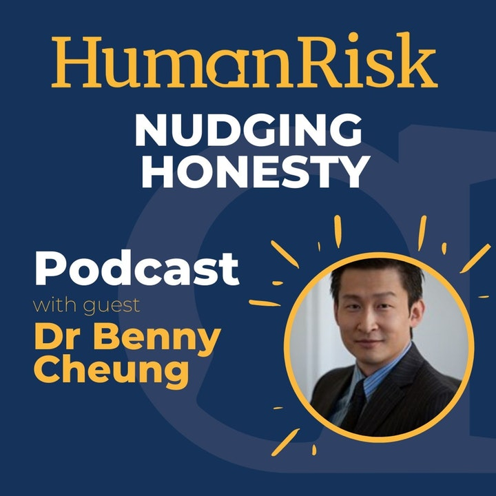 Dr Benny Cheung on Nudging Honesty
