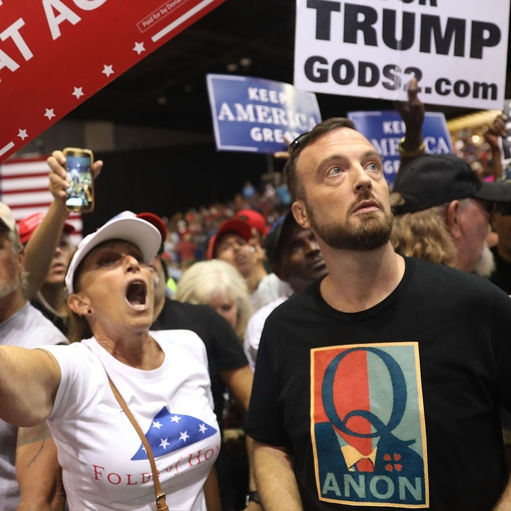 The QAnon Faith