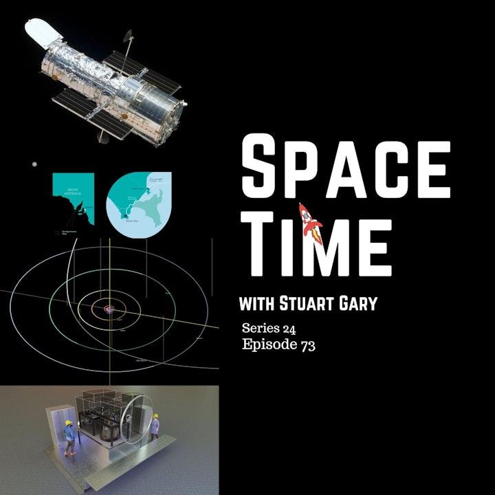 Episode image for Hubble Computer Crash