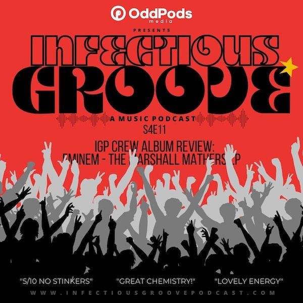 IGP Crew Album Review: Eminem - The Marshall Mathers LP Image