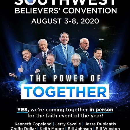 Kenneth Copeland Southwest Believers' Convention Pt 5 Image