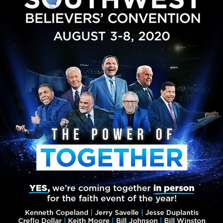 Kenneth Copeland Southwest Believers' Convention Pt 2