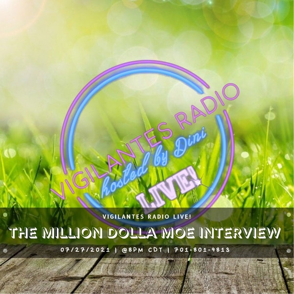 The Million Dolla Moe Interview. Image
