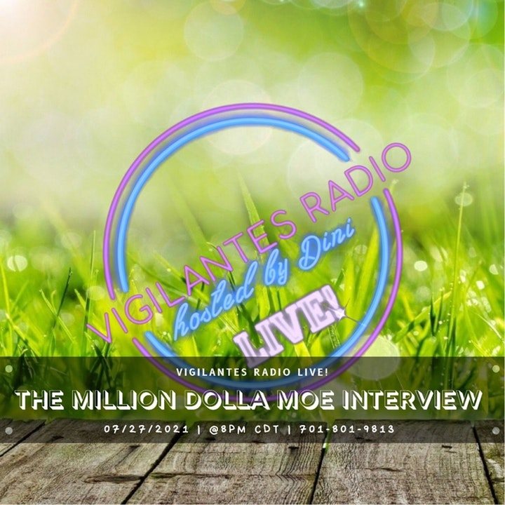 The Million Dolla Moe Interview.