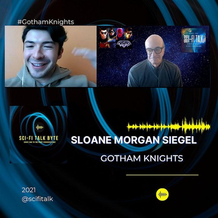 Byte Sloane Siegel On Gotham Knights