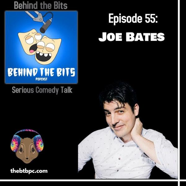 Episode 55: Joe Bates Image