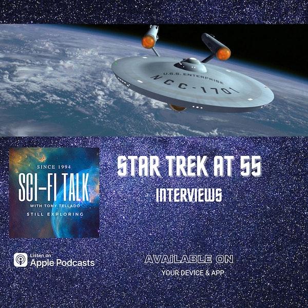 Star Trek At 55