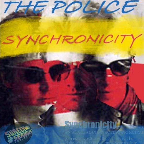 Synchronicity (The Police) vs. Frontiers (Journey). Which is the best of 1983?! Image