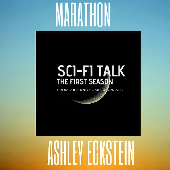 Holiday Marathon Ashley Eckstein