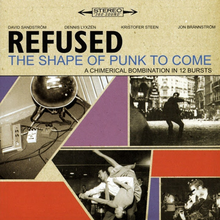 The Shape of Punk to Come: Refused with Ian from WeDigMusic