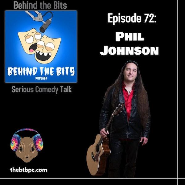 Episode 72: Phil Johnson Image
