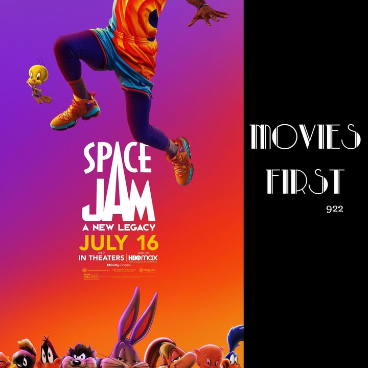 Episode image for Space Jam A New Legacy (Animation, Comedy, Adventure) (review)