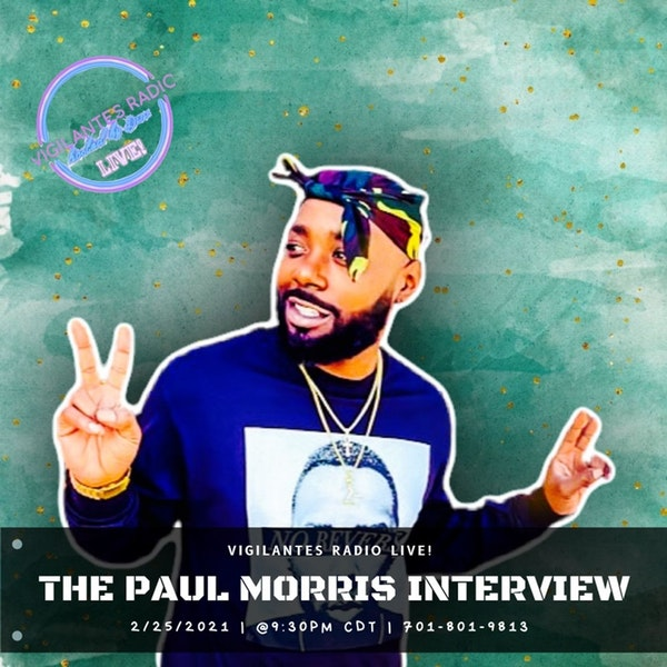 The Paul Morris Interview. Image