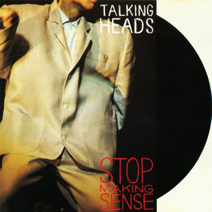 Stop Making Sense: Talking Heads with Chris Stachiw