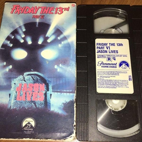 1986 - Friday the 13th Part VI: Jason Lives Image