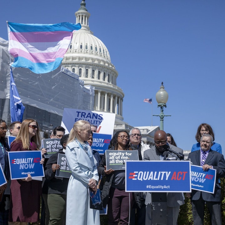 The Equality Act and the Church