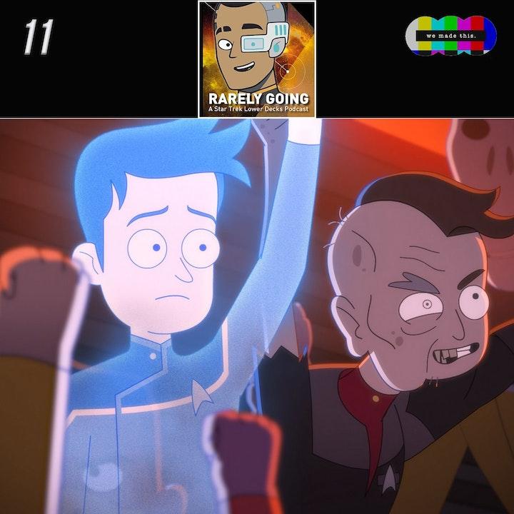 11. Star Trek: Lower Decks 1x07 - Much Ado About Boimler