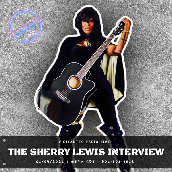 The Sherry Lewis Interview. Image