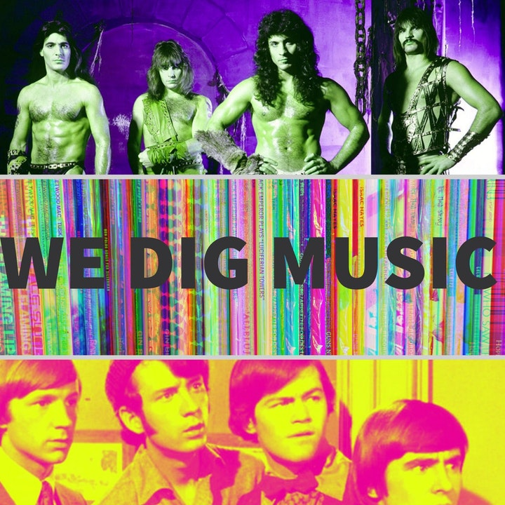 We Dig Music - Series 3 Episode 9 - Manowar & The Monkees