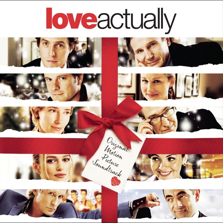 The Love Actually Soundtrack with Meg from Gin and Beer It