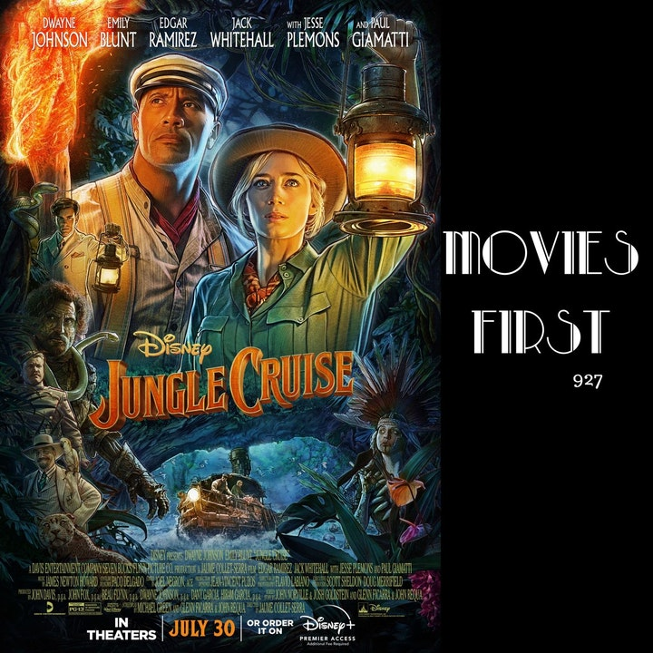 Episode image for Jungle Cruise (Action, Adventure, Comedy) Review