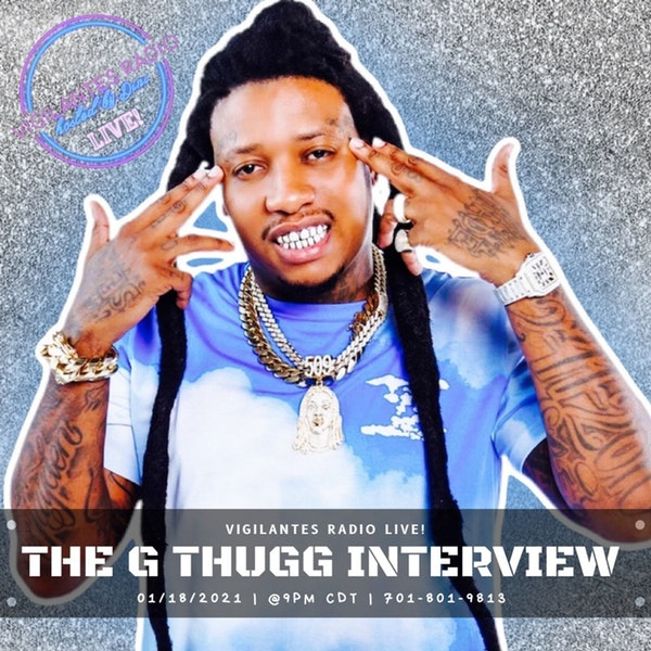 The G Thugg Interview. Image