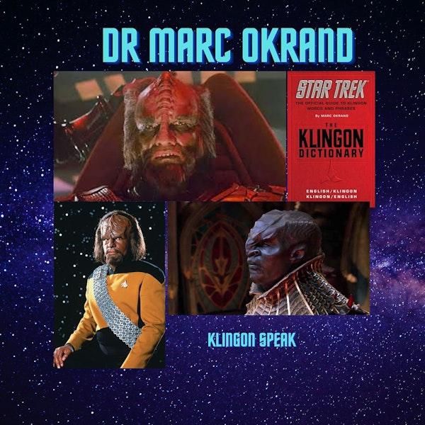 Dr Marc Okrand Image