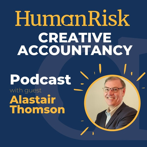 Alastair Thomson on Creative Accountancy