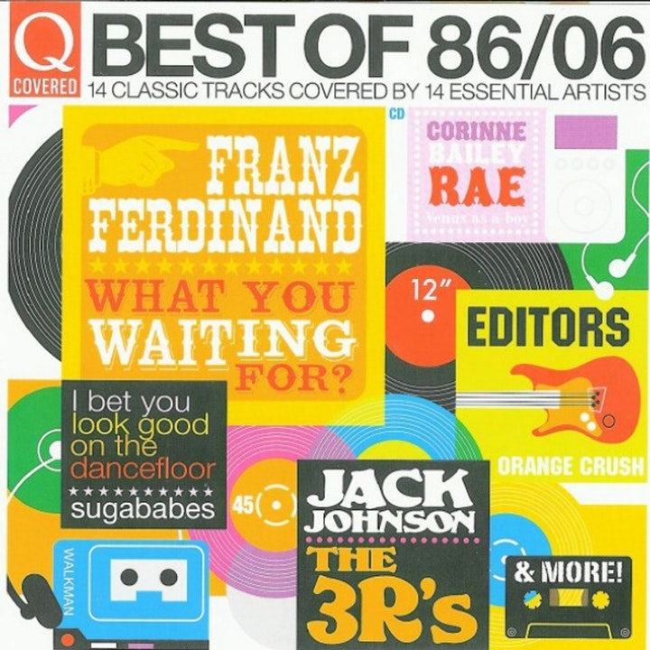 Free With This Months Issue 5 - Graham Reed selects Q Covered - Best of 86/06