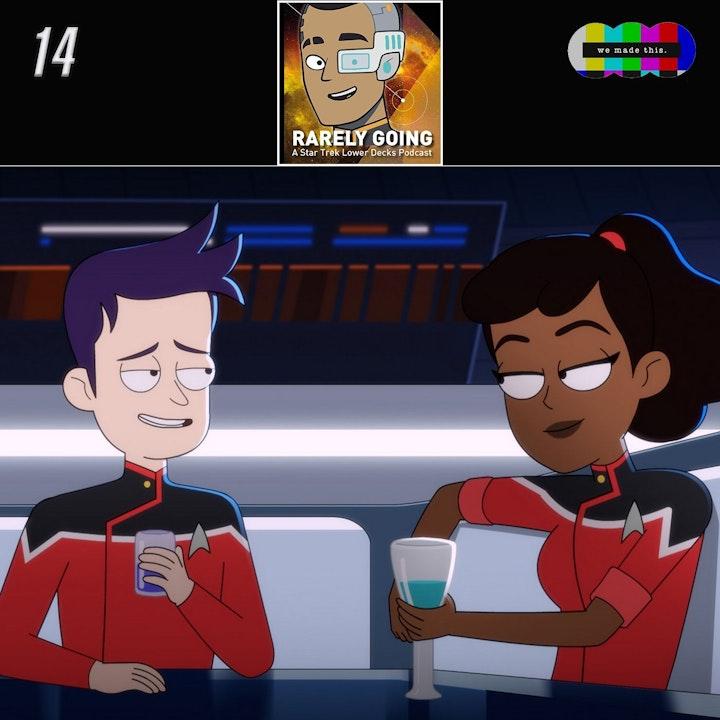 14. Star Trek: Lower Decks 1x10 - No Small Parts