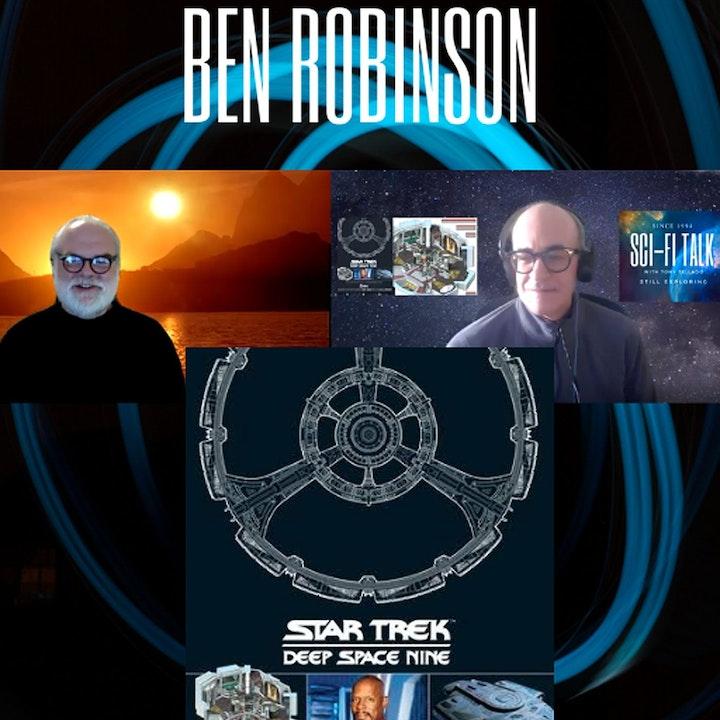 Byte Star Trek Deep Space Nine Illustrated Handbook