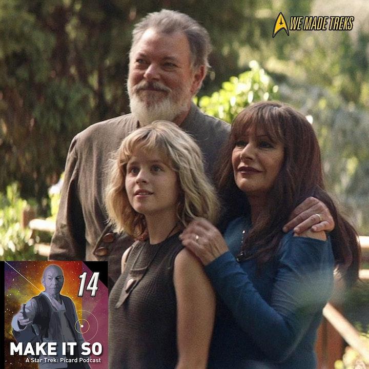 14. Star Trek: Picard 1x07 - Nepenthe