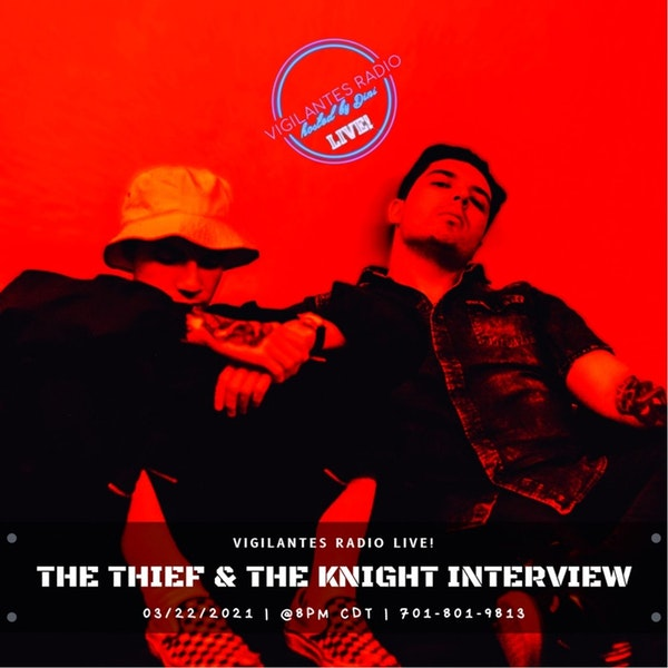 The Thief & The Knight. Image