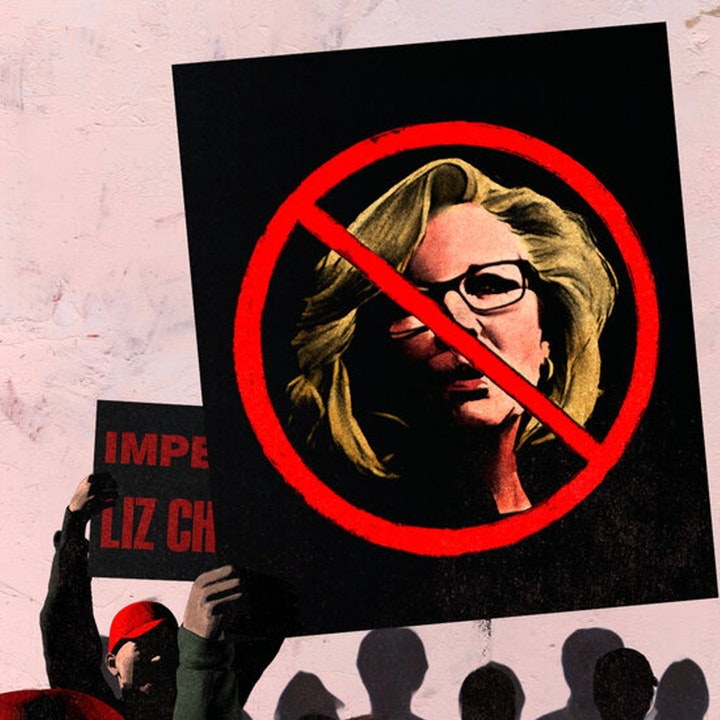 Liz Cheney vs Loyalty to a Lie