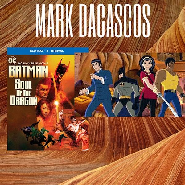 Mark Dacascos Batman Soul Of The Dragon Image