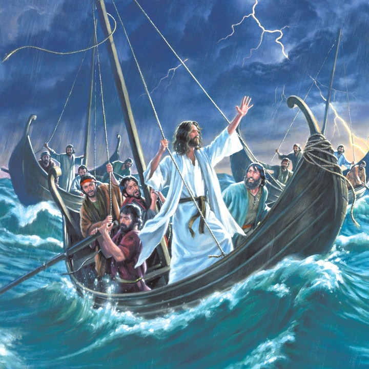 Jesus, The Storm, And Misinterpreting Scripture