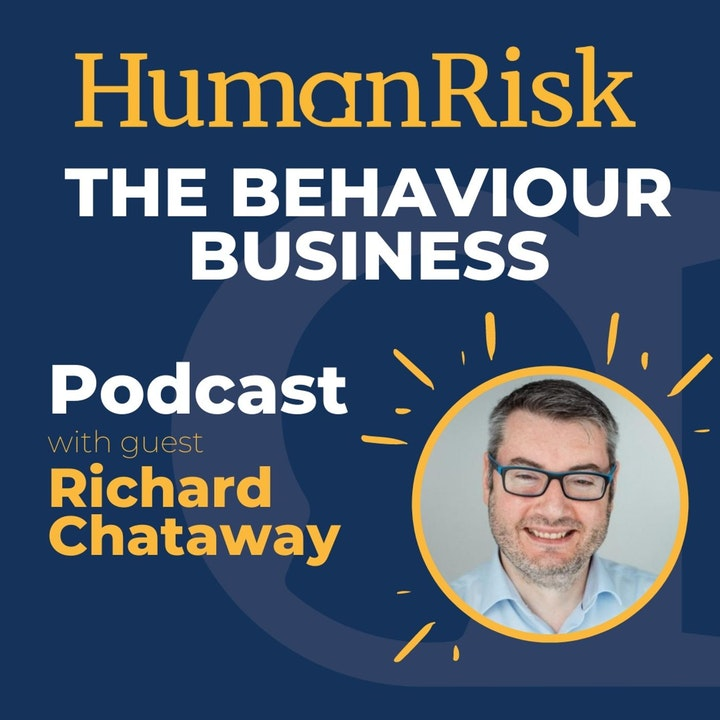 Richard Chataway on The Behaviour Business - using Behavioural Science for business success