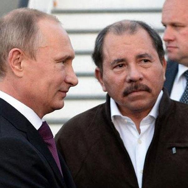 Ortega solicita a Rusia el armamento más moderno y preparación militar Image