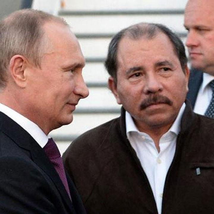 Ortega solicita a Rusia el armamento más moderno y preparación militar