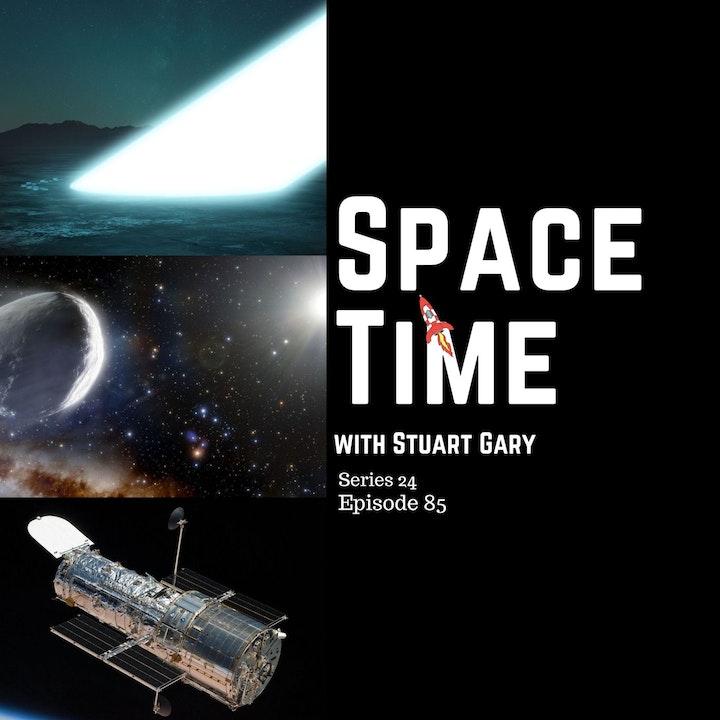 Episode image for Australia's Interstellar Laser Propulsion System