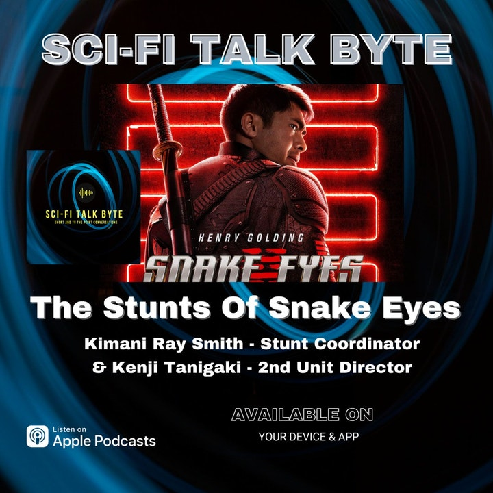Episode image for Byte The Stunts Of Snake Eyes